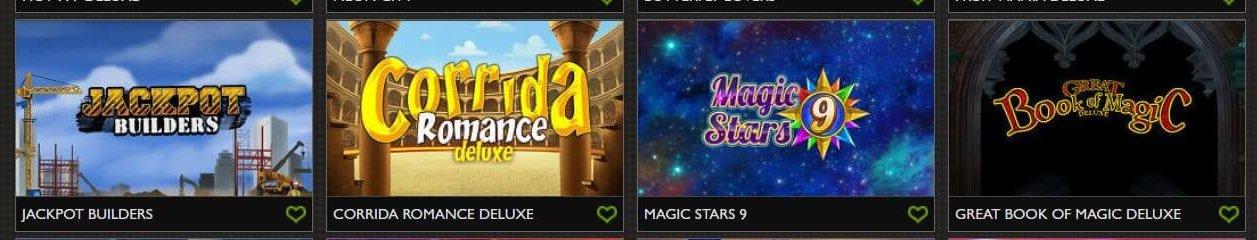 Wasdan hos GDay Casino