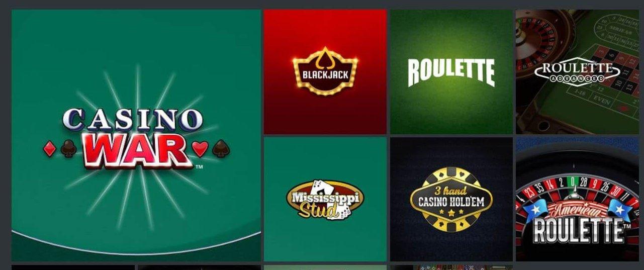 Speltips! Kolla in kategorin Klassisk för att se bordsspelen på 21Privé Casino